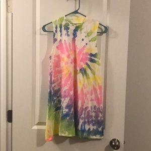 Dresses & Skirts - Tie-Dye Dress